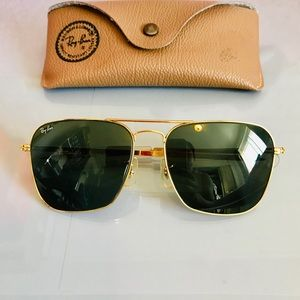 Vintage B&L Rayban USA sunglasses